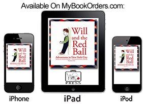 Will and the Red Ball book now available on iPad